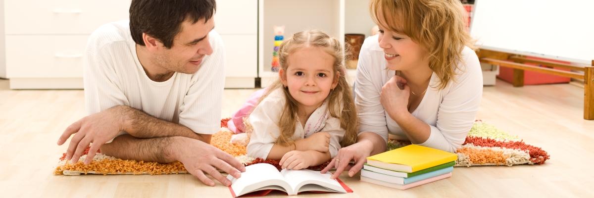 rodiče se učí s dítětem - didaktika