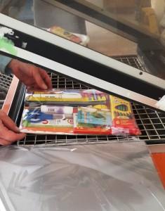 balení balíčků 3