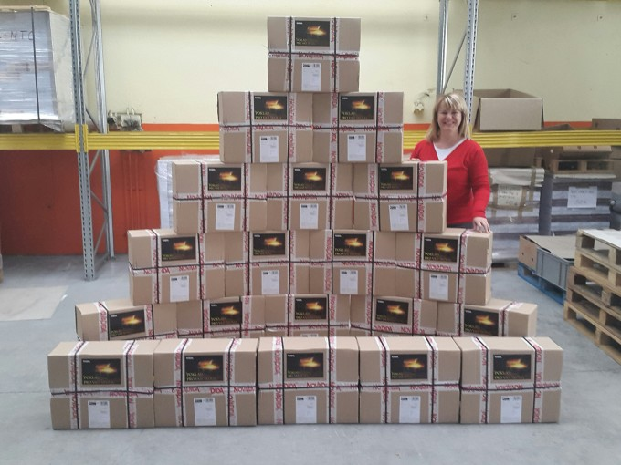 Pyramida z  pokladů pro vaši školu NOVADIDA